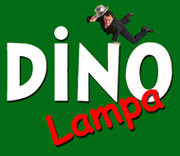dino lampa-action-comedy-show-home-logo